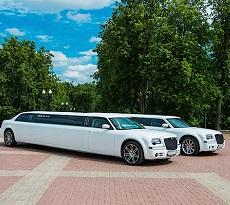 Лимузин Bentley Style