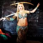 Elina Oriental show