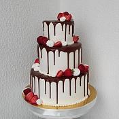 Татьяна Гришечкина - свадебные торты, Гомель - фото 1
