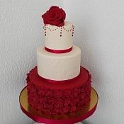 Татьяна Гришечкина - свадебные торты, Гомель - фото 3