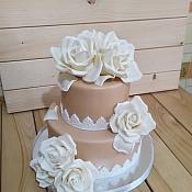 Кристина Пушкова - свадебные торты, Витебск - фото 1