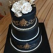 Кристина Пушкова - свадебные торты, Витебск - фото 3