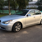 Аренда BMW  E60, Гомель - фото 1