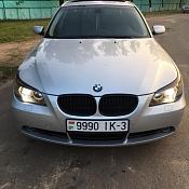 Аренда BMW  E60, Гомель - фото 2