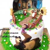 Kristina Trofimovich - свадебные торты, Могилев - фото 3