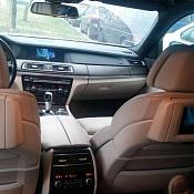 Аренда BMW 740Li, Витебск - фото 3