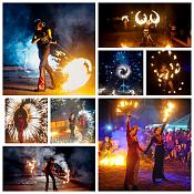 Bazinga Fire Show огненно-пиротехническое шоу, Беларусь - фото 1