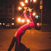 Bazinga Fire Show огненно-пиротехническое шоу, Беларусь - фото 2
