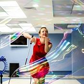 Шоу мыльных пузырей Елены Андреевой, Беларусь - фото 1