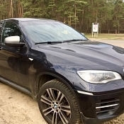 Аренда BMW X6, Гомель - фото 1