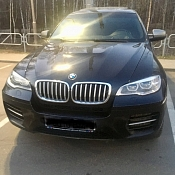 Аренда BMW X6, Гомель - фото 3