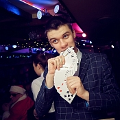 Иллюзионист, Фокусник Кирилл Зотов, Беларусь - фото 2