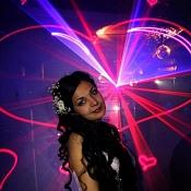 Лазерное шоу, Беларусь - фото 2