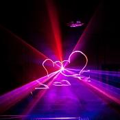 Лазерное шоу, Беларусь - фото 3