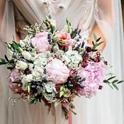 Свадебные букеты Цветы Voobrazi, Минск - фото 2
