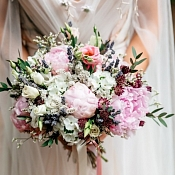 Свадебные букеты Цветы Voobrazi, Беларусь - фото 2