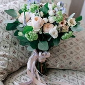 Свадебные букеты Цветы Voobrazi, Беларусь - фото 3