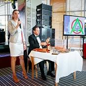 Сигарное шоу Дон Падрон, Беларусь - фото 1