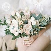 Свадебные букеты Свежие букеты Flory, Минск - фото 2