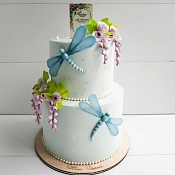 Юлия Бероева - свадебные торты, Гродно - фото 1