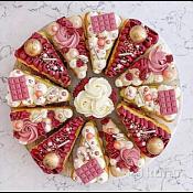 Ольга Бурлакова - свадебные торты, Беларусь - фото 2