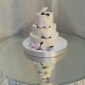 Dobromira cake - свадебные торты, Гомель - фото 1