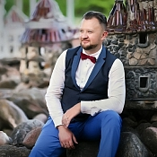 Ведущий Александр Машара, Витебск - фото 1