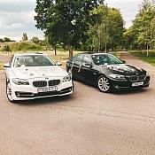 Аренда Свадебный кортеж  BMW 5, Брест - фото 1