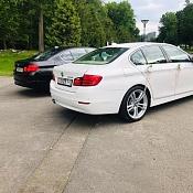 Аренда Свадебный кортеж  BMW 5, Брест - фото 2