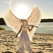 Ангел и скрипка  Виктория Бусько , Брест - фото 1
