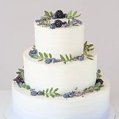 Dobromira cake - свадебные торты, Гомель - фото 3