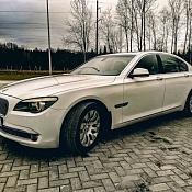 Аренда BMW 7-series, Витебск - фото 1