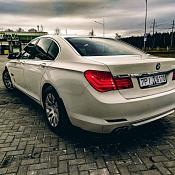 Аренда BMW 7-series, Витебск - фото 2