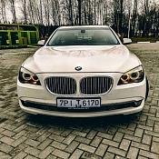 Аренда BMW 7-series, Витебск - фото 3