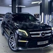 Аренда Mercedes GL  Возможно предоставления Mercedes ML, Гомель - фото 1