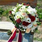 Свадебные букеты Свадебные букеты Говорящие цветы, Беларусь - фото 1
