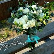 Свадебные букеты Свадебные букеты Говорящие цветы, Беларусь - фото 2