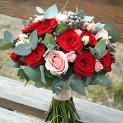 Свадебные букеты Свадебные букеты Говорящие цветы, Беларусь - фото 3