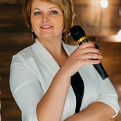Ведущий Ольга Сятковская, Витебск - фото 1