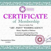 Свадебный оформитель Art-  Party, Беларусь - фото 2