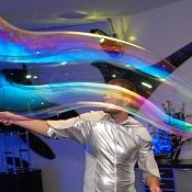 Шоу мыльных пузырей  «BubbleKING», Гродно - фото 1