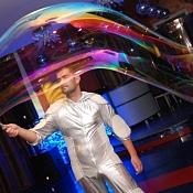 Шоу мыльных пузырей  «BubbleKING», Могилев - фото 3