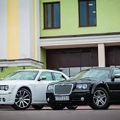 Аренда Крайслер 300С Bentley Style, Брест - фото 1