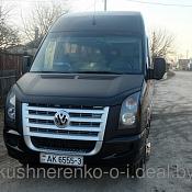 Аренда Volkswagen crafter, Беларусь - фото 1