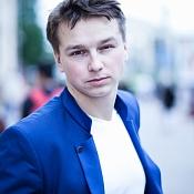 Ведущий Ян Лосенков, Минск - фото 1