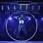 Tron Wheel Show
