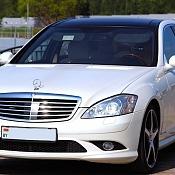 Аренда Mercedes W 221  , Минск - фото 1