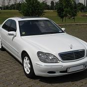 Аренда Mercedes W 220  , Минск - фото 3