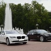 Аренда BMW F 01  , Минск - фото 3