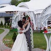 Усадьба Малинки Свадьба в шатре, Гомель - фото 3